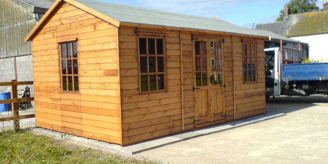 Garden Sheds, Summerhouses, Pet Homes