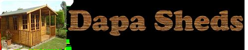 Dapa Sheds - Garden Sheds In The Midlands